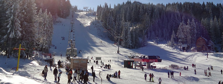 skijanje Jahorina