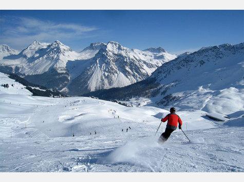 skijanje Njemačka