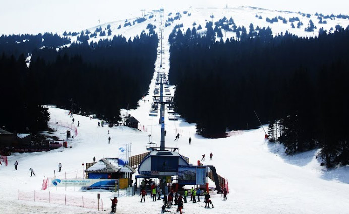 skijanje Srbija Kopaonik